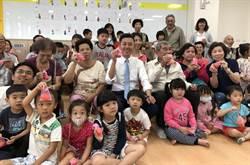 新竹市福林非營利幼兒園慶滿月   全力照顧每個孩子