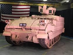M113接班人 美軍將量產AMPV裝甲車