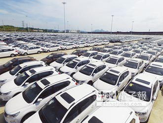 陸車市最大召回 上汽險跌停 旗下別克等品牌汽車逾332萬輛