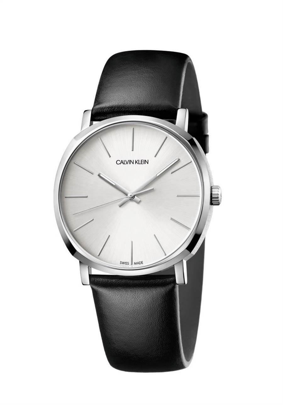 CALVIN KLEIN Posh潮流系列腕表,7400元。(CALVIN KLEIN提供)