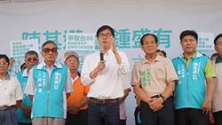 高雄》陳其邁反嗆韓國瑜才該政治斷奶 內衣褲深藍易被看穿