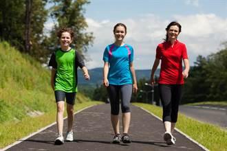 比慢跑、快走更有效率! 醫學專家:間歇式健走讓你年輕10 歲