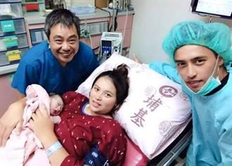 埔基醫院4位國慶寶寶誕生 喜迎2男2女醫院說「雙好」