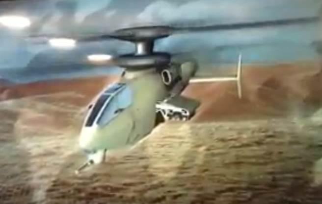 波音展示未來攻擊直升機概念,著眼取代AH-64。(圖/defence-blog)