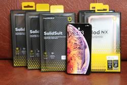 iPhone Xs好朋友》犀牛盾SolidSuit/Mod NX保護殼試用分享