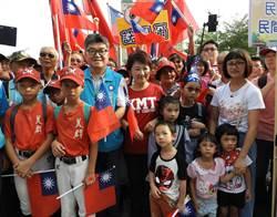 國際賽事常唱國旗歌 市議員李中要求納入教學