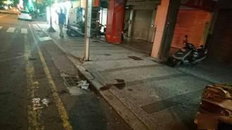 男子遭痛毆押走丟包醫院 警方鎖特定對象全力追緝中