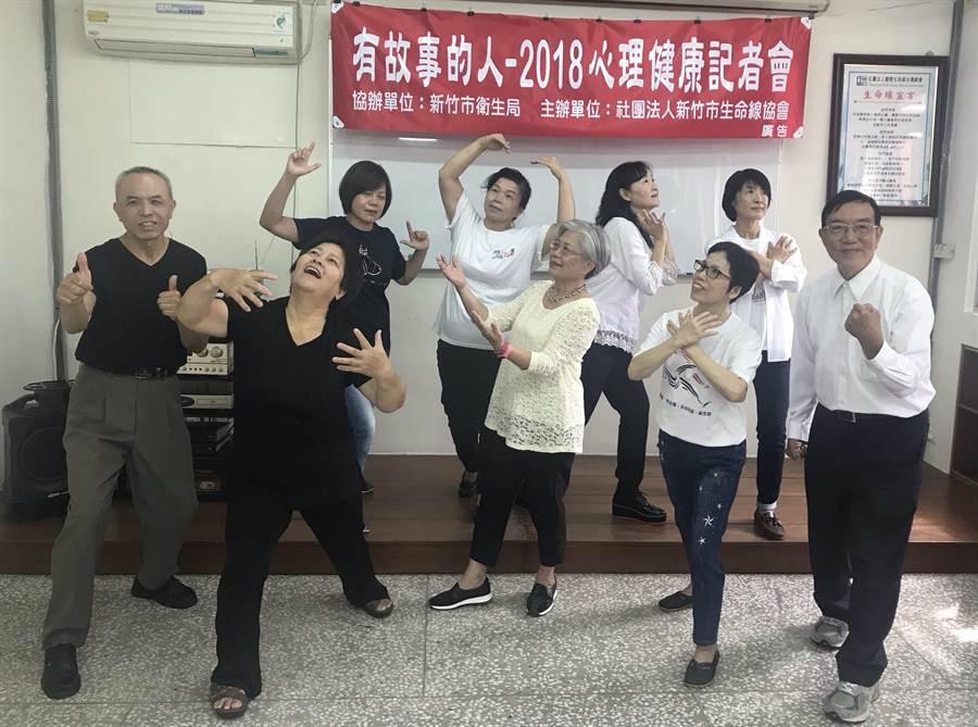 新竹市生命線協會將於影像博物館辦理「有故事的人」影展,並邀請各級學生來說故事,分享生命時刻。(陳育賢攝)
