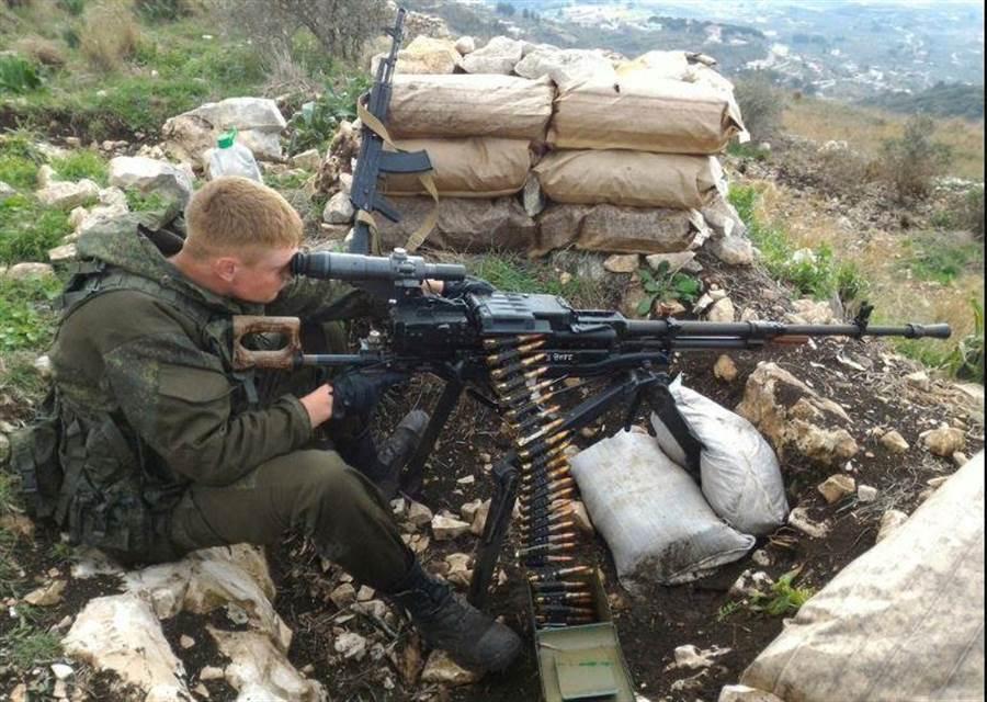 美國特種司令部想要仿造俄國NSV機槍外銷,俄國槍廠建議應先取得授權許可。(圖/網路)