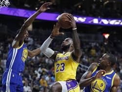 NBA》湖勇大戰收視率創歷史新高 格林下役復出