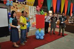 埔里首座公益咖啡廳揭幕 支持慢慢寶貝自立生活