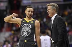 NBA》科爾獲選美國男籃助教 竟讓柯瑞不打了?