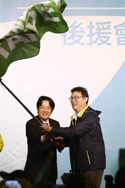 台北》賴清德說拿35%選票就當選 姚文智:非常有信心