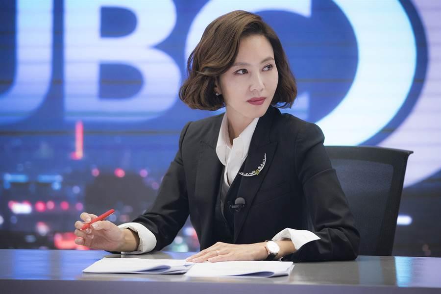韓國近來犯罪懸疑劇大受歡迎,以電視台為背景的韓劇《謎霧》,由「戲劇女王」金南珠飾女主播高惠蘭,在韓國播出創高收視。
