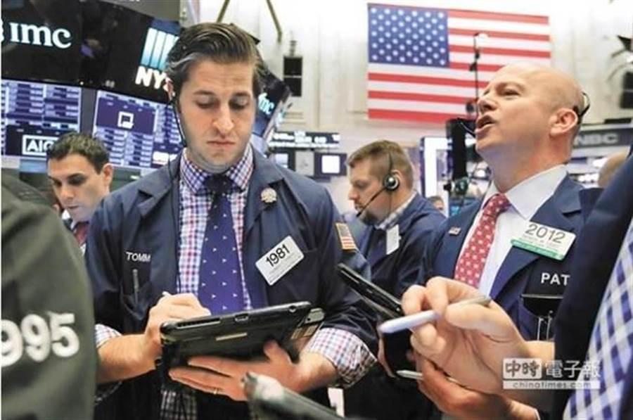 科技股反彈,美股3大指數齊揚。(美聯社資料照片)