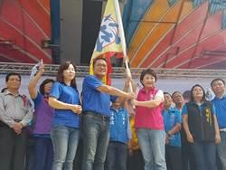 台中》藍營議員總部成立盧秀燕批林佳龍建設跳票 市府:都在做