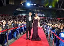 《葉問外傳》釜山閉幕戶外放映 張晉邀5000觀眾自拍