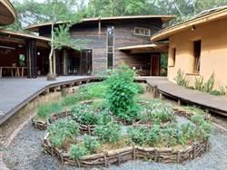 花博后里園區「四口之家」獲鑽石級低碳認證