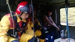 空中英雄上山下海搶救生命 24小時完成3救難任務