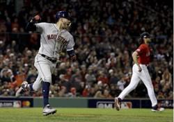MLB》紅襪牛棚失守 太空人首戰告捷