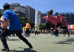 桃園勞工趣味競賽逾2500人同樂 中科院平衡儀測過勞