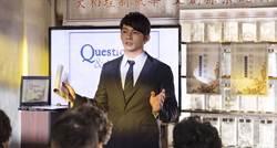 《雙城故事》行銷台灣   溫昇豪人形立牌也受歡迎