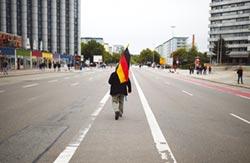 德國反政府勢力崛起