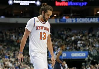 NBA》尼克裁掉諾亞 慘到連席波迪都不敢要