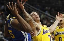 NBA》神經刀耍賴 球哥也被迫遮刺青