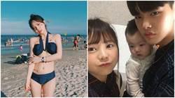 年齡不是問題!韓國性感小媽媽 用行動證明「嫁給高中生」也有能力賺錢養家