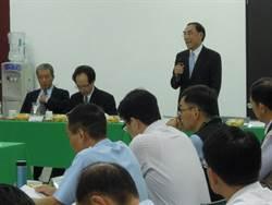 年底選舉查察賄選 法務部長蔡清祥:有個數字比往年少很多....