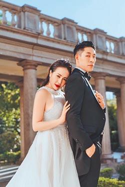 藍鈞天2拍婚照只求老婆漂亮