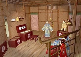 故宮攜手宏達電HTC   推出VR藝術體驗特展