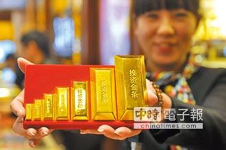 黃金價格再展風華 上看1300美元