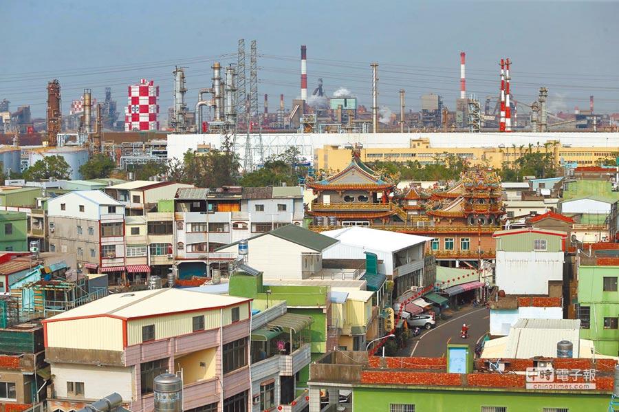 大林蒲社區。(本報資料照片)