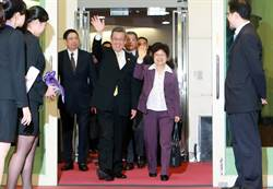 聖誼專案結束返台 陳建仁:梵蒂岡讚譽台灣是教廷重要夥伴