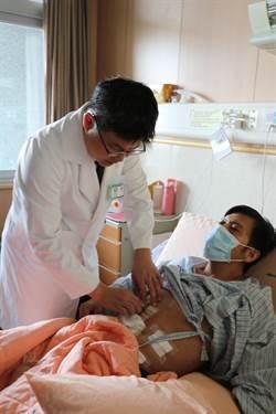 腹腔溫熱化療 胃癌擴散病人重獲新生機