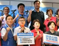 台中》盧秀燕要求3天內公開海水採礦MOU 卓冠廷:不用3天 3月6日已公布