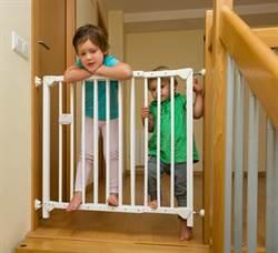 實測10種知名兒童安全門 這3種產品最易扯壞