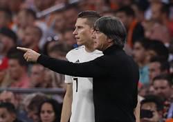 德國今晚戰世足冠軍 教頭勒夫能保飯碗?