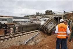 摩洛哥火車出軌 7死80餘傷