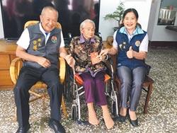 不挑食勤運動 109歲人瑞健朗
