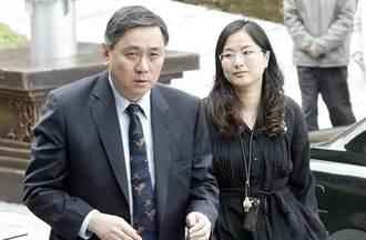 阻擾王文洋父子見面挨告  呂安妮獲不起訴