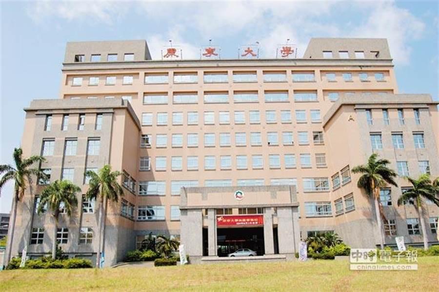 位於台南市安南區的私立康寧大學。(本報資料照片 程炳璋攝)