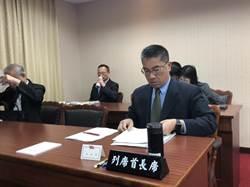選舉警察投票權 徐國勇:內勤支援外勤降低影響