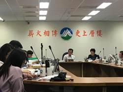 李應元承諾年底完成《環評法》修法草案 送交立院委員