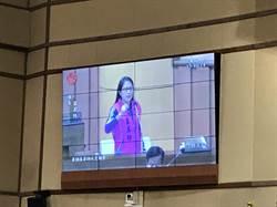 神發言!基隆市議員呂美玲「陰魂在市議會飄來飄去」