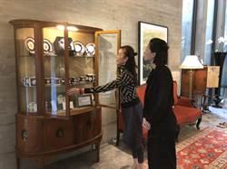 英國百年古董家具即日起在台中7期朵薩展售