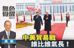 馬凱:中美貿易戰 誰比誰氣長!