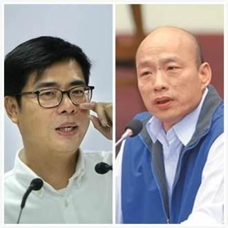 陳其邁得票「遠低於韓國瑜」 律師:韓不愧是高雄之王